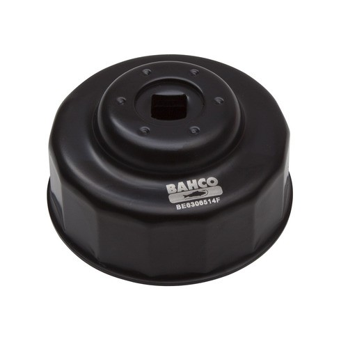 Bahco Chiave a tazza per filtro olio - BE6306514F