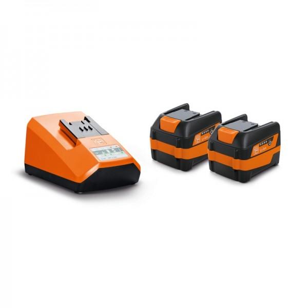 Fein Starter Set di batterie 12V, 6 Ah - 92604316010