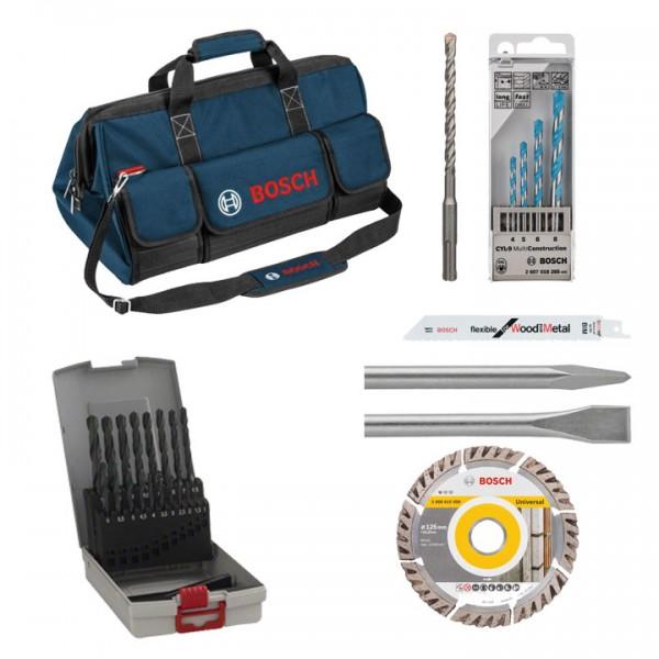 Bosch Professional Zak met accessoires, 26-delig - 06159975L1