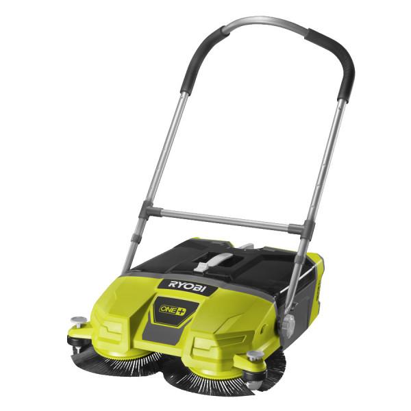 Ryobi Spazzatrice 18 V, senza batterie e caricabatterie - R18SW3-0