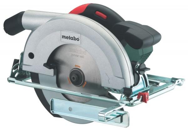 Metabo Scie circulaire manuelle 1400 watts KS 66