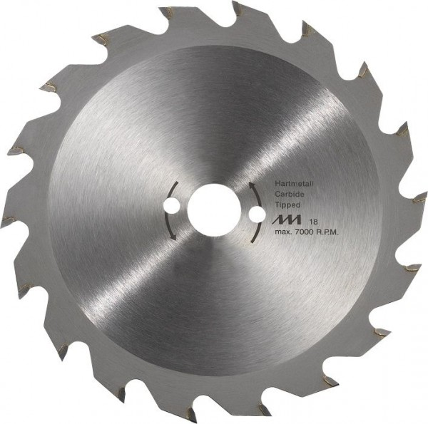 KWB Cirkelzaagblad voor cirkelzagen ø 184 mm - 586155