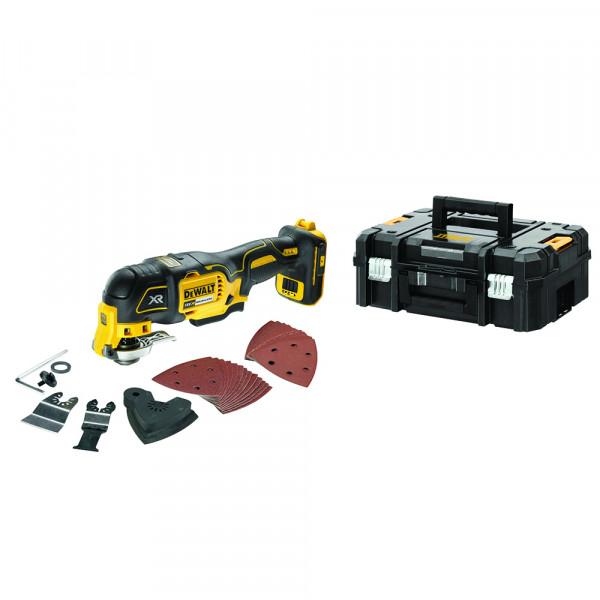 DeWALT Akku-Multi-Tool, 18V, ohne Akku, ohne Ladegerät - DCS356NT-XJ
