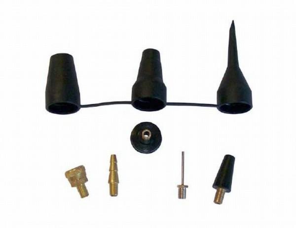 Güde Druckluft Adapter Set, 8 teilig - 84098
