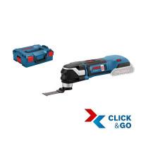 Bosch Professional Découpeur ponceur sans fil GOP 18 V-28 Professional, sans batteries ni chargeur - 06018B6001