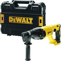 DeWALT Accu-Combihamer 26mm/18V, zonder accu en lader - DCH133NT-XJ