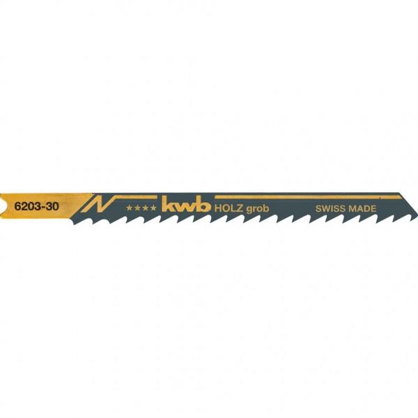 KWB Decoupeerzaagbladen, houtbewerking, HCS, grof - 620330