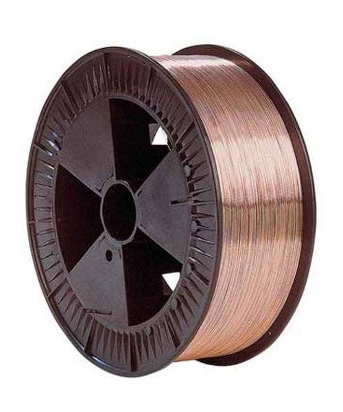 Güde Gas schermato filo di saldatura SG 2-5 kg / 0,6 millimetri