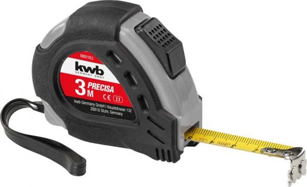 KWB PRECISA-meetband, staal - 060103