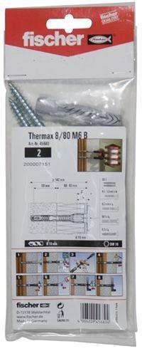 Fischer Montage à distance Thermax 10/160 M10 B - 512173