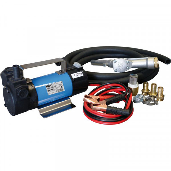 Güde Pompa Diesel 12 Volt, pompa dell'olio per riscaldamento - 40015