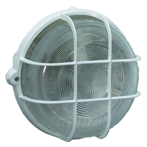 Brennenstuhl Leuchte Rundleuchte Color IP44 100W weiß