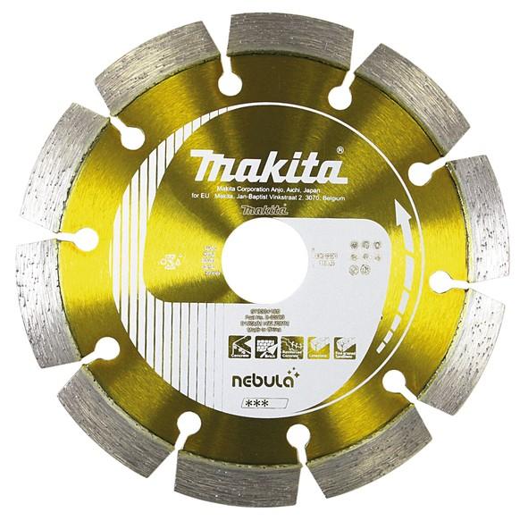 Makita Diamantschijf 125x22,23mm, NEBULA - B-53992