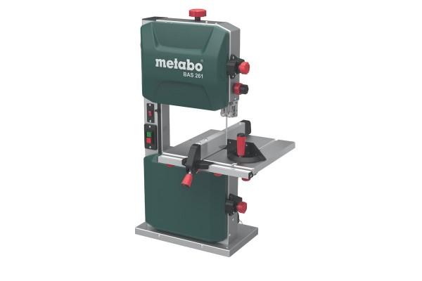 Metabo Bandsäge BAS 261 Precision im Karton - 619008000