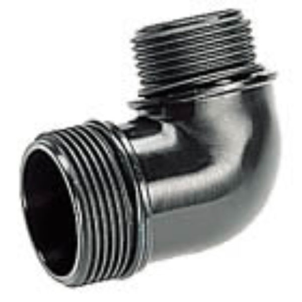 Gardena Aansluitstuk voor pompen met 42 mm (G5/4) en 33,3 mm (G1)-draad - 01744-20