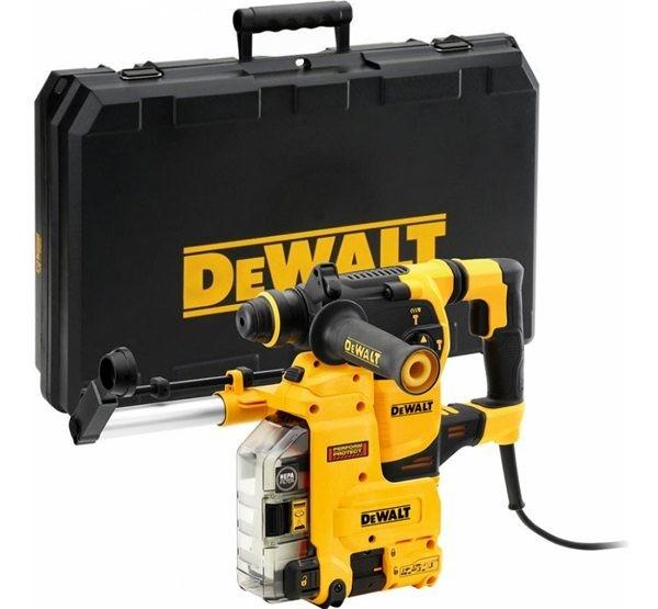 DeWALT Tassellatore SDS-plus 30 mm, 950 W - D25335K-QS