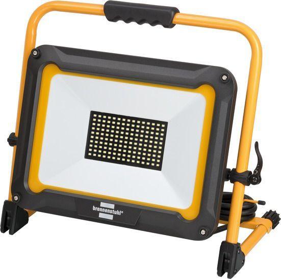 Brennenstuhl Mobiler LED Strahler JARO 9000 M, LED Arbeitsstrahler IP65, LED Arbeitsleuchte 9310lm, 5m Kabel - 1171250033