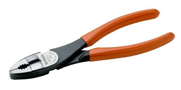 Bahco Pince combinée, 180mm, manche gainé pvc - 2630d-180