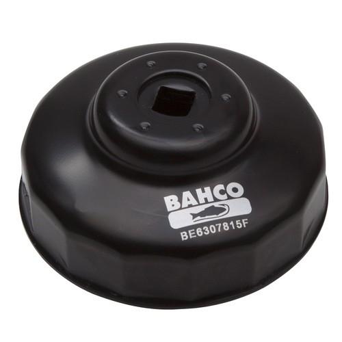 Bahco Chiave a tazza per filtro olio - BE6307815F