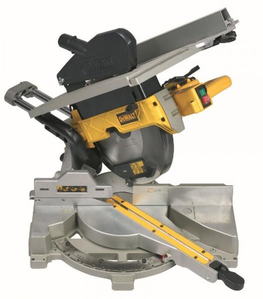 DeWALT Scie à onglets radiale à table supérieure faible poids - 305mm D27112