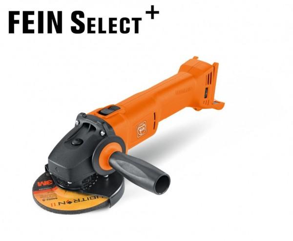 Fein CCG 18-115 BL Select Haakse accuslijper Ø 115 mm, 18V, zonder accu en lader - 71200162000