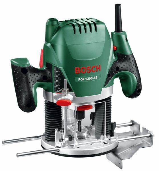 Bosch Heimwerker Fresadora de superficie POF 1200 AE - 060326A100