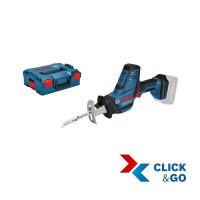 Bosch Professional Akku Säbelsäge GSA 18 V-LI C, ohne Akku und Ladegerät - 06016A5001