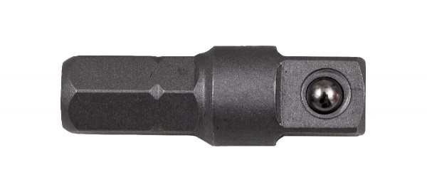 Bahco Adaptateur 1/4 6 pans et carré 1/4, 25mm - K6625-1/4-1P