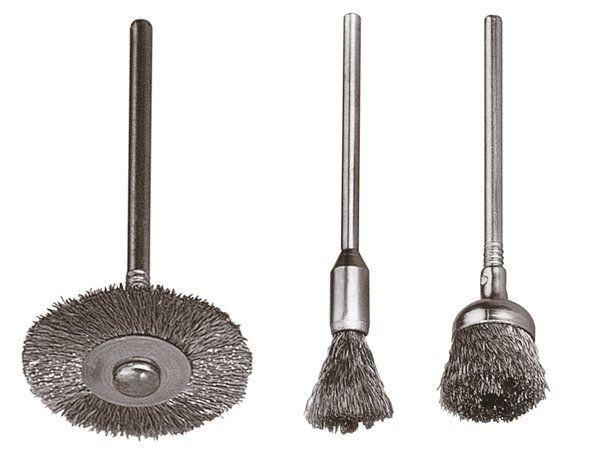 Wolfcraft minispazzole, gambo 2,3 mm