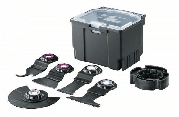 Bosch Kit di accessori per multiutensile, 6 pezzi - 2609256F46