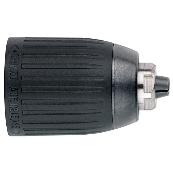 """Metabo Portabrocas de cierre rápido Futuro Plus H1, 10 mm, 3/8"""" (636515000)"""