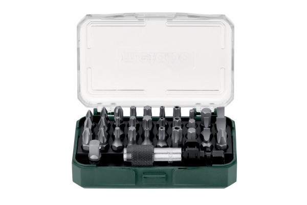 Metabo Box inserti LC, 32 pezzi - 626697000