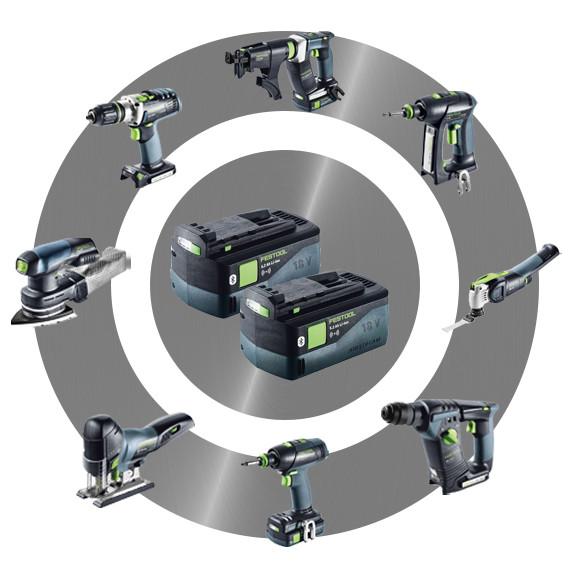 Festool 18 Volt System