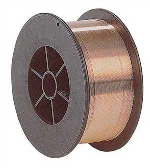 Güde Gas saldatura a filo schermato SG-2 - 1 kg / 0,6 millimetri