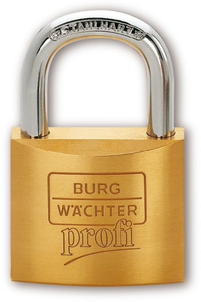 Burg-Wächter Zylinder-Vorhangschloss Profi 116 40