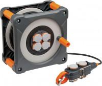 Brennenstuhl professionalLINE Cube kabelhaspel met powerblock IP44 33+5m H07RN-F 3G2,5 - 9212380100