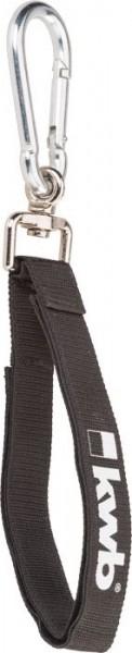 KWB Klittenband met karabijnhaak - 774116