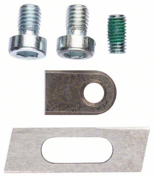 Bosch Couteaux, jeu de 5 pièces pour tôles