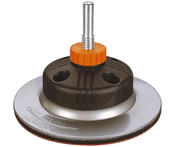 Wolfcraft 1 fixoflex - plato lijador ajustable, 125 mm, 8 mm - 2211000