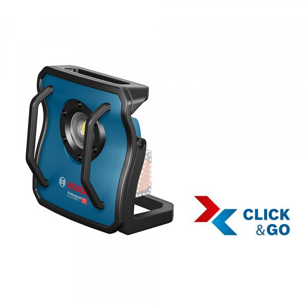 Bosch Professional Akku-Lampe GLI 18V-4000 C, ohne Akku und Ladegerät - 0601446800