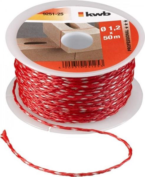 KWB Metselkoord, rood - 925125