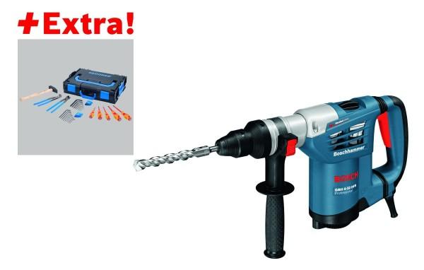 Bosch Professional Boorhamer GBH 4-32 DFR met SDS-plus, L-BOXX en Gedore-BOXX - 0615990J70