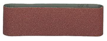 Metabo Bandes abrasives pour bois et métal, série « professional » 75x533 mm, P 180 - 63100600