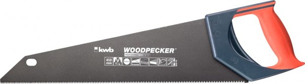 KWB WOODPECKER-handzaag, antihechtcoating - 304245