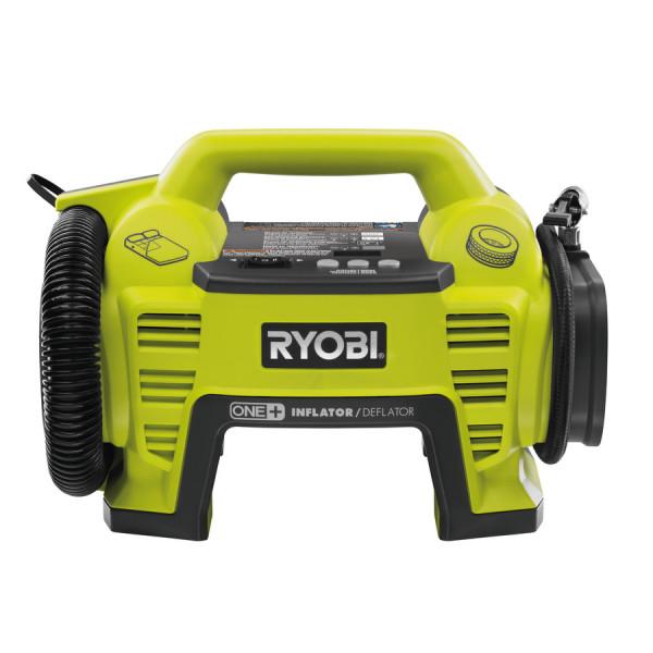 Ryobi R18I-0 Akku-Kompressor inkl. 18V Akku+Ladegerät RC18120-140 - 5133001834-S