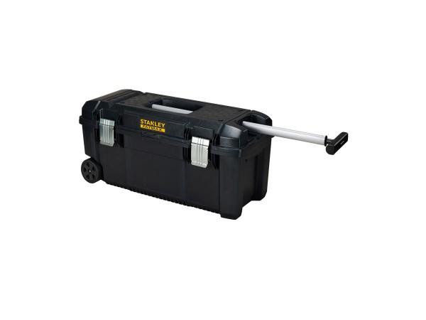 Stanley Mobile Werkzeugbox FatMax Structural Foam mit Teleskophandgriff