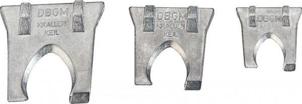 KWB Assortiment steelspieën, 3-delig - 449410