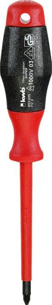 KWB VDE-schroevendraaier, geïsoleerd - 653022