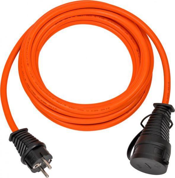 Brennenstuhl BREMAXX Verlängerungskabel, 5m Kabel, für Einsatz im Außenbereich IP44- 1169920