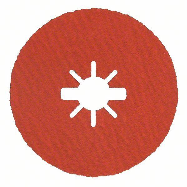 Bosch Prisma Ceramic Fiberscheiben, R782 Inox, 115 x 22,23 mm, X-LOCK, K 120 - 2608621823